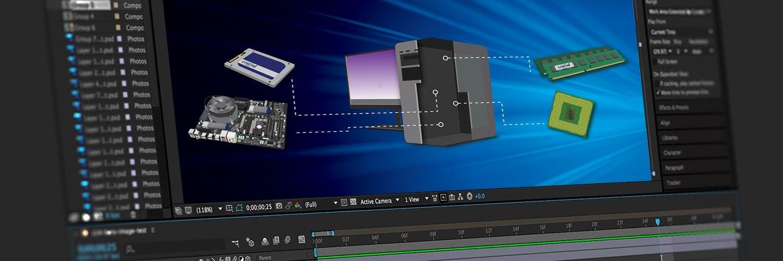 Cómo hacer que Adobe® After Effects® rinda más rápido