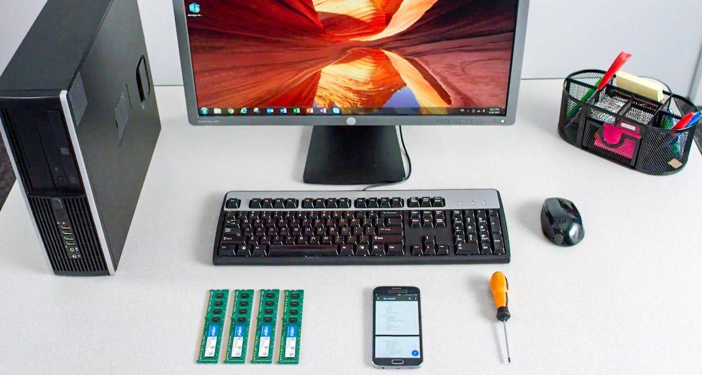 memoria de computadora portátil