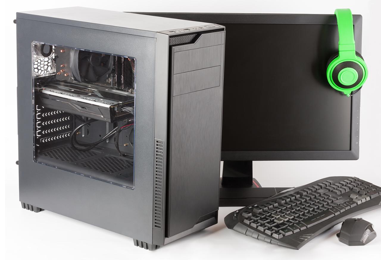 Memoria de la computadora de juego Crucial (RAM)